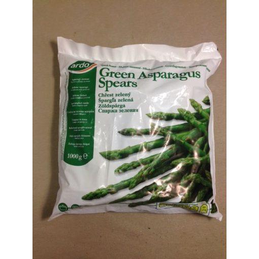 ARDO Gyorsfagyasztott zöldspárga (1 kg/csomag; 12 csomag/karton)