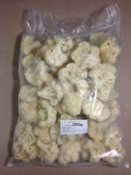 Gyorsfagyasztott karfiol rózsa (2,5 kg/csomag; 4 csomag/karton)