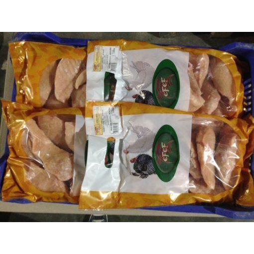 Gyorsfagyasztott prémium minőségű csirkemell filé