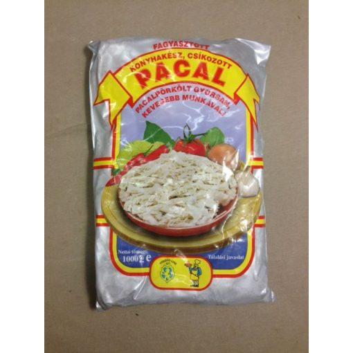 Gyorsfagyasztott tisztított pacal (1kg/csomag, 10kg/karton)