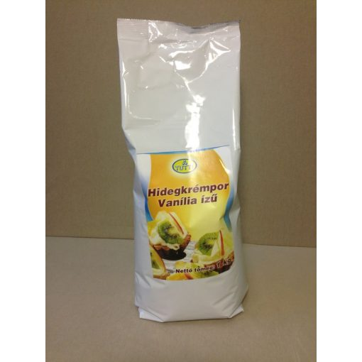 Tutti vanilía ízű hidegkrémpor (1kg)
