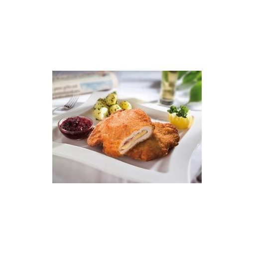Cook in'5 Csirke cordon bleu 140g/200g (3kg/ karton)