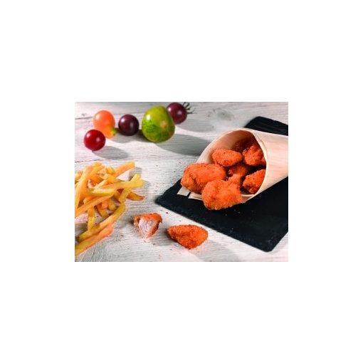 Cook in'5 Csirke nuggets cornflakes panírban 25g (3kg/ karton)