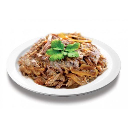 Gyorsfagyasztott Sous Vide pulled pork tépett hús (1 kg/ csomag)