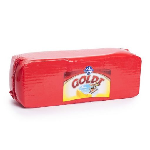 Goldi növényi sajt (3kg/ tömb)