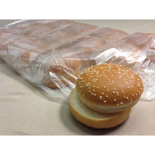 Gyorsfagyasztott Mc. hamburgerzsemle Nagy Pesti 72gr (24db/cs)