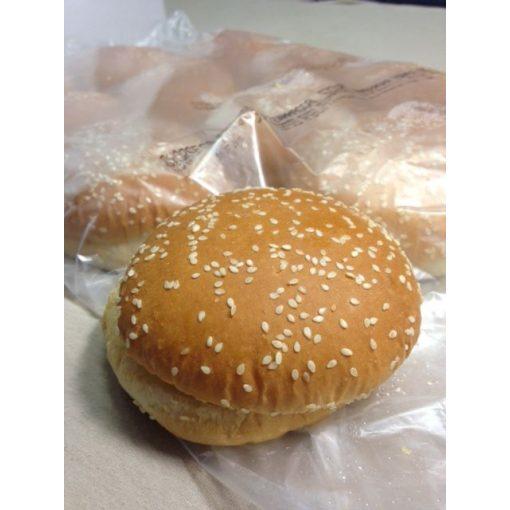 Gyorsfagyasztott hamburgerzsemle óriás átm:140mm (24db/karton)