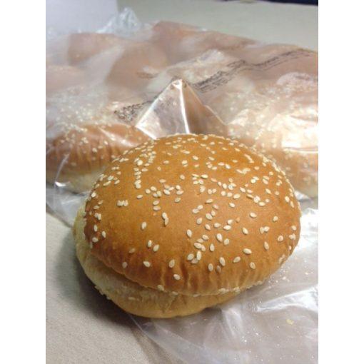 Gyorsfagyasztott hamburgerzsemle óriás átm:125mm (24db/karton)