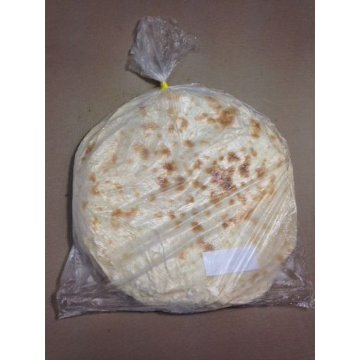 Gyorsfagyasztott tortilla lapok 28cm (10db/cs)