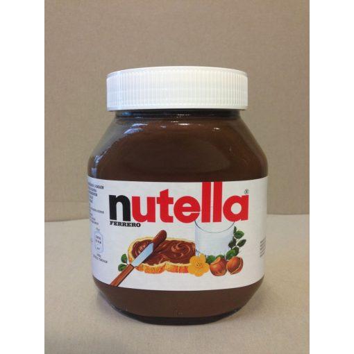 Nutella mogyorókrém (750gr)