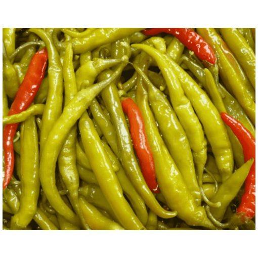 Pepperoni CSÍPŐS ecetes paprika (5kg/vödör)