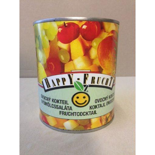 Gyümölcssaláta konzerv