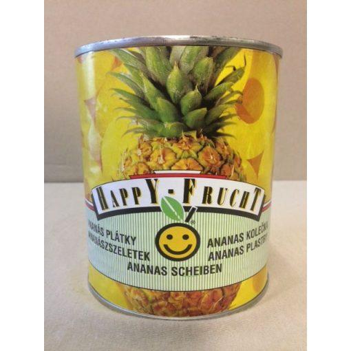 Ananász szeletek