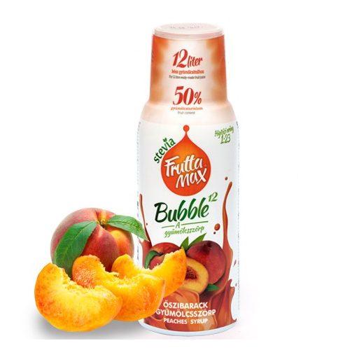 FruttaMax Barack gyümölcsszörp 500ml