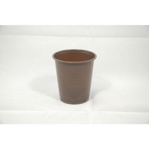 Automata pohár 1,5 dl barna színű