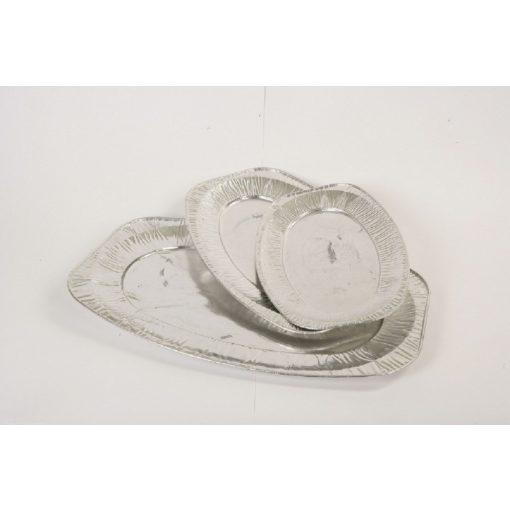 Alumínium tálca ovális extra nagy (55cm x 35cm)