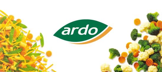 ARDO fagyasztott zöldségfélék